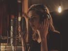 Sophia Abrahão grava primeiro CD: 'Muito ansiosa'