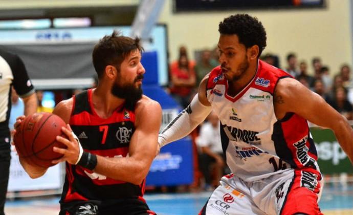 Laprovittola Limeira Flamengo NBB (Foto: João Pires/LNB)