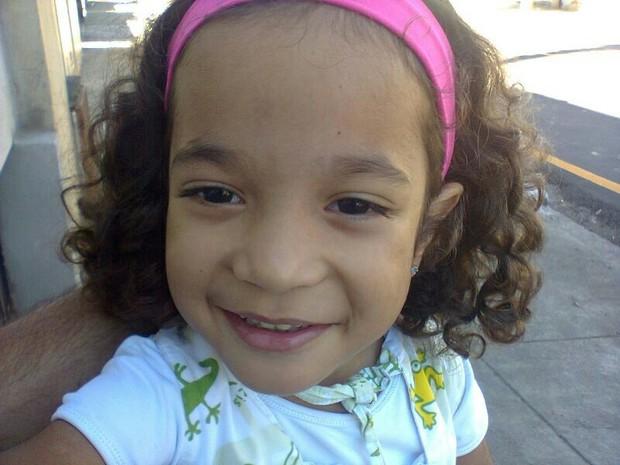 Rafaela morreu às 23h da última quarta-feira (18). (Foto: Reprodução InterTV)