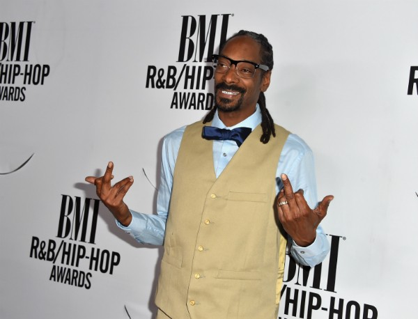 O rapper Snoop Dogg teve problemas fora dos Estados Unidos (Foto: Getty Images)