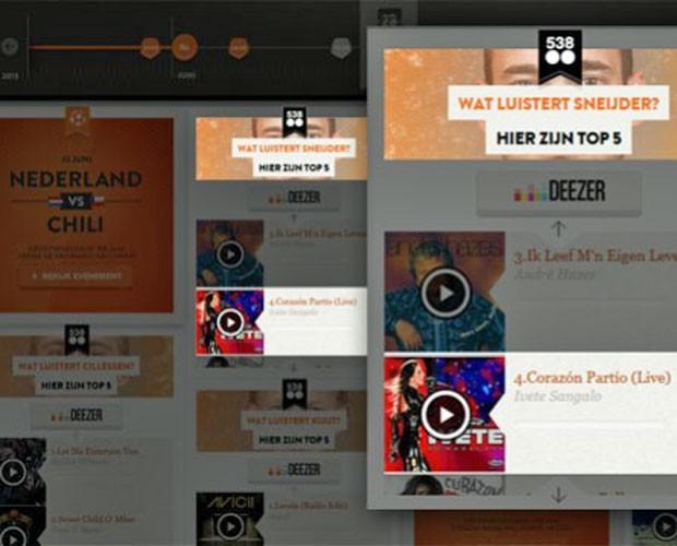 """A 4ª música da setlist de Sneijder é """"Corazón Partío"""" de Ivete Sangalo (Foto: Reprodução)"""