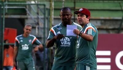 Enderson Moreira Fluminense (Foto: Nelson Perez/Fluminense FC)
