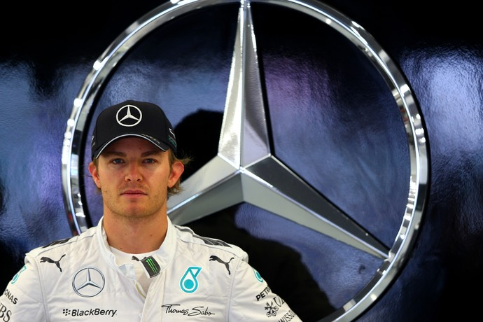 Nico Rosberg, piloto da Mercedes (Foto: Getty Images)