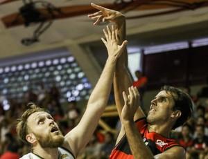 Marcelinho Machado Flamengo x Caxias NBB basquete (Foto: Bruno Lorenzo/LNB)
