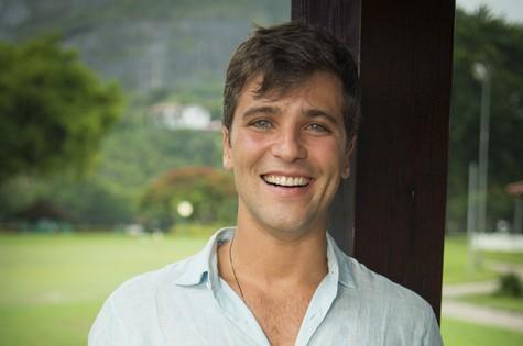 Bruno Gagliasso (Foto: Alex Carvalho/TV Globo)