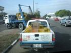 Caminhonete da Polícia Militar de RR é flagrada transportando cervejas