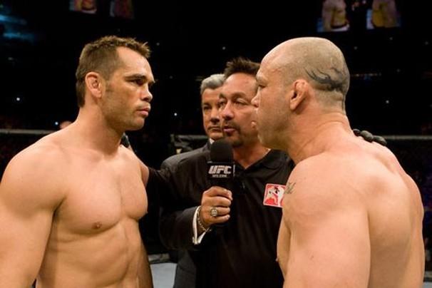 Rich Franklin enfrenta Wanderlei Silva em revanche, no UFC 147, que a Rede Globo exibe neste sábado (Foto: Divulgação/Site Oficial Rich Franklin)