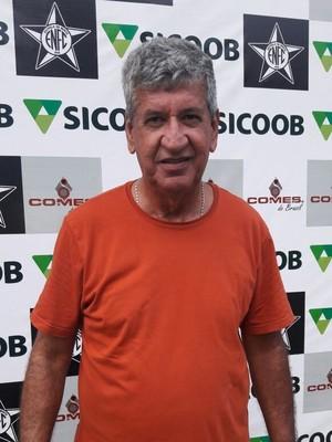 Dário Lourenço, técnico do Estrela do Norte (Foto: Divulgação/Estrela do Norte)