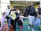 União Europeia teve 213,2 mil novos pedidos de asilo entre abril e junho