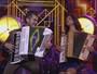 Lucy Alves e Luan Estilizado brilham no palco do Criança Esperança