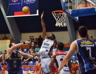 Limeira São José Basquete Campeonato Paulista (Foto: Divulgação/São José Desportivo)