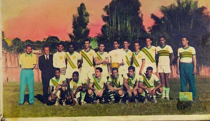 Clube de futebol amador de Cruzília completa 100 anos de história nesta segunda-feira (7) (Foto: Reprodução EPTV / Tarciso Silva)
