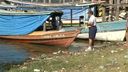 Colônia de pescadores realiza cadastramento de embarcações junto à Marinha