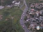 BR-381 – 21h40: Rodovia tem trânsito lento na volta do carnaval para BH