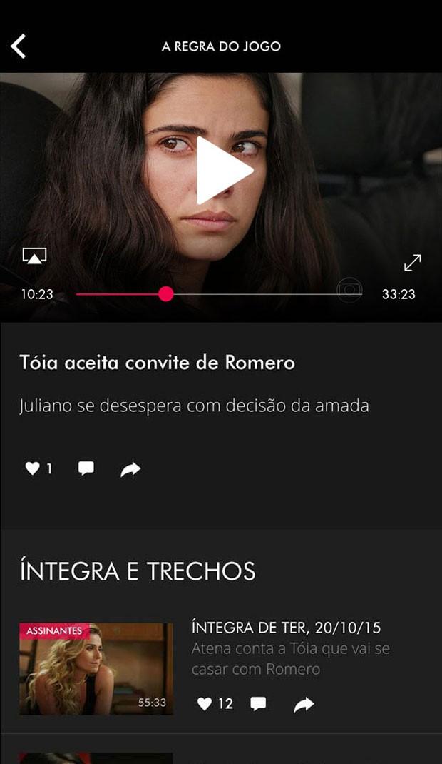 G1 - Globo Play tem TV ao vivo e todos os programas