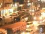 Contagem - 18h25: Motoristas enfrentam lentidão na Fernão Dias