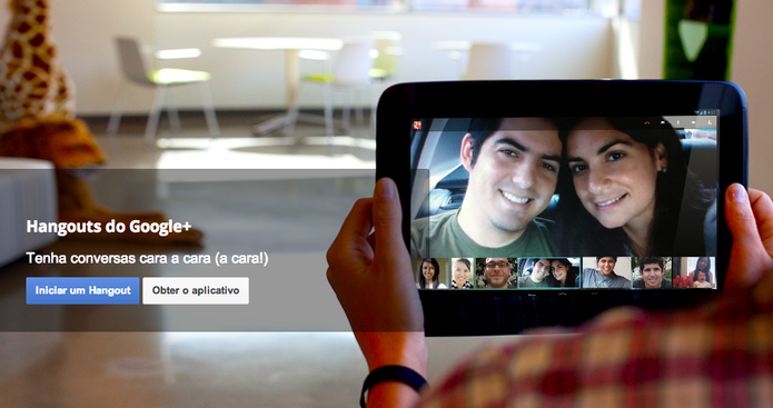 Nova ferramenta promete melhorar a experência na navegação ou no Hangout do Google+  (Foto: Foto: Reprodução/Google)