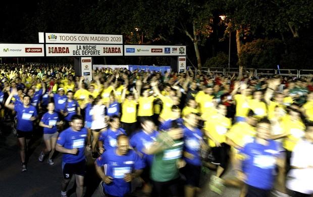corrida espanha apoio candidatura Madrid 2020 (Foto: Agência EFE)