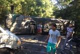 Pai de ferido no acidente do Vasco sub-17 diz que ônibus estava sem freio