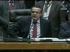 Troca de acusações entre deputados impede votação da MP dos Portos