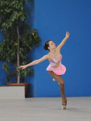 Bruna Castro Wurts patinadora (Foto: Arquivo pessoal )