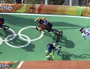 BLOG: Após cair em duas Olimpíadas, ciclista brasileiro se espelha em Diego para ir ao pódio em Tóquio