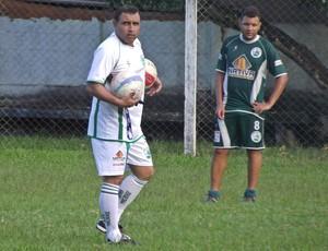 Paulo Henrique Filho se apresentou ao Serra Macaense (Foto: Renato Carvalho/Divulgação)