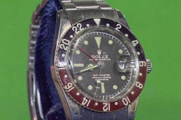 Rolex GMT Master (Foto: Reprodução)