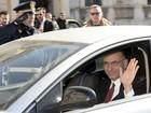 Premiê da Itália entrega renúncia