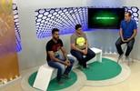 Resenha do GE - 1/julho/2017 Goleiro do Campinense é o convidado da semana nos estúdios da TV Paraíba