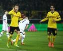 Dortmund atropela o Tottenham e  fica perto das quartas na Liga Europa