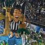 Samba canta 100 anos de Rio Branco (Bruno Faustino/ G1 ES)