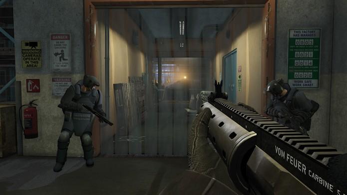 GTA 5 HD trouxe um modo em primeira pessoa e diversas inovações. Por isso, acabou se tornando o melhor remake HD de 2014 (Foto: Divulgação)