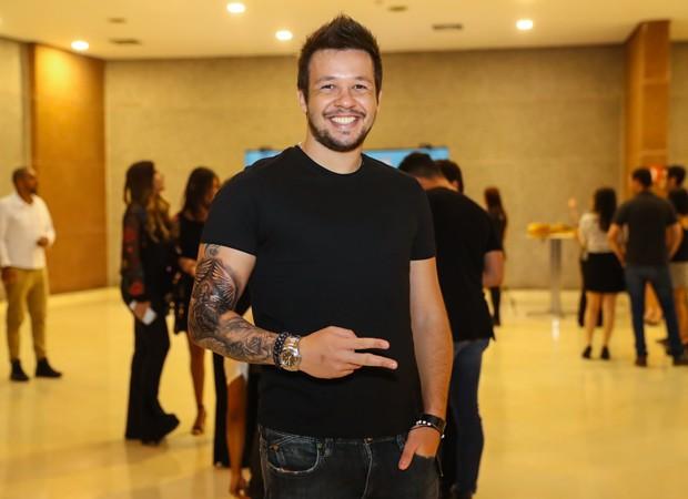 Bruno do KLB (Foto: Manoela Scarpa; Rio News)