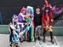 'Tribuna Kids - Edição Cosplay' deixa a tarde da garotada mais divertida