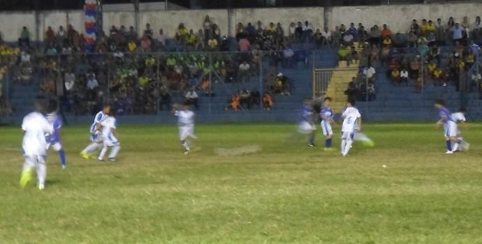 Copa José Maria Melo Sub-12 está movimentada (Foto: Divulgação)