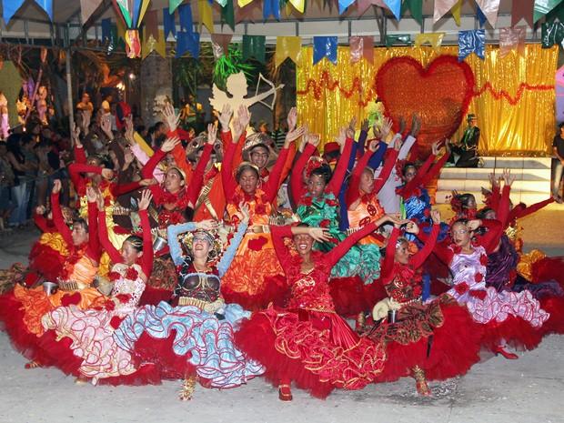 Festival de Quadrilhas de Agrestina, Pernambuco (Foto: Uhélio Gonçalves/ Decom PMA)