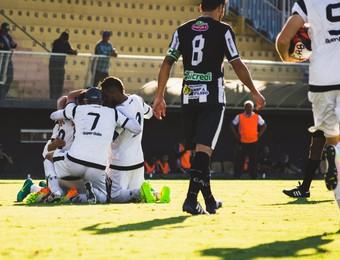 Bragantino x Votuporanguense (Foto: Rafael Moreira/C.A. Bragantino)