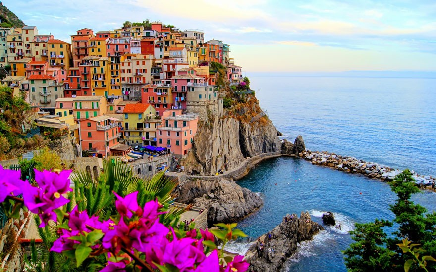 Cinque Terre, na Itália (Foto: Divulgação)