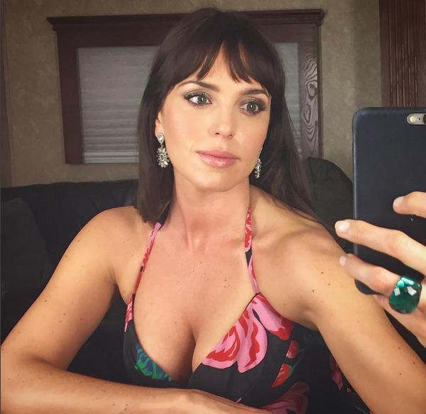 A atriz Marta Milans (Foto: Instagram)