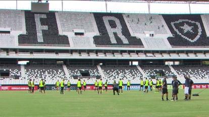 Em melhor momento, Botafogo vai com time titular para tentar quebrar jejum diante do Vasco
