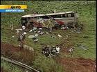 Cidades do RS decretam luto oficial após mortes em acidente com ônibus