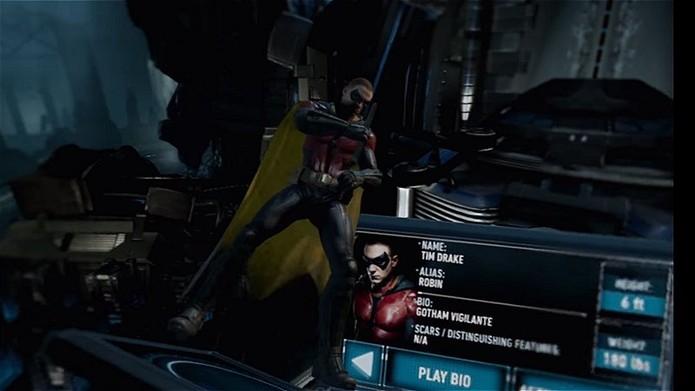 Batman Arkham VR tem bons gráficos (Foto: Divulgação/Warner)