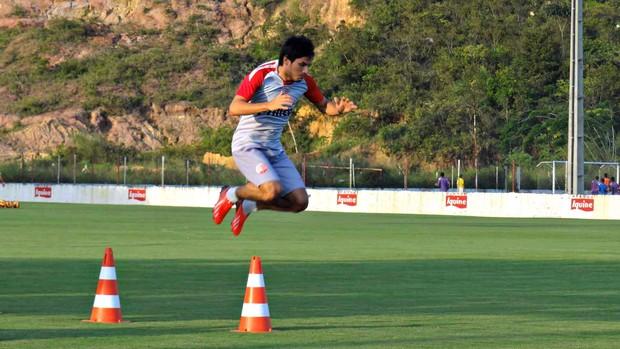 Tiago Real - Náutico (Foto: Daniel Gomes)