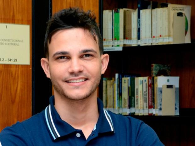 Professor do ES é finalista do Global Teacher Prize (Foto: Divulgação/ Sedu)