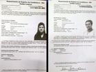 Candidato terá que pagar multa por falsificação de registro de candidatura