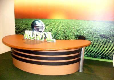 Cenário Clube Rural (Foto: arquivo TV Clube)