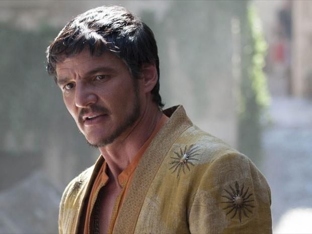 Pedro Pascal em cena de 'Game of thrones' (Foto: Divulgação)