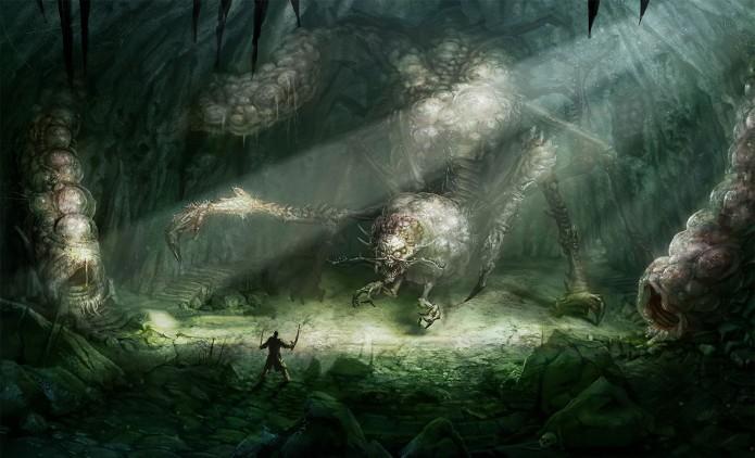 Risen 3-monstro