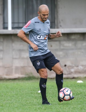 Fábio Santos; Atlético-MG (Foto: Bruno Cantini/Atlético)
